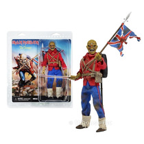 Iron Maiden: Eddie The Trooper - Neca Toys