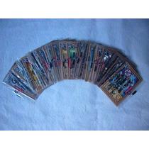 Mythomania Coleção Completa 30 Cards Todos Lacrados - Novo.