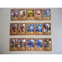 Lote De Cards Mithomania 15 Peças
