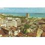 6664- Postal Maceió, A L - Vista Parcial Com Porto E Praias
