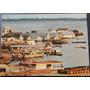 Cartão Postal Antigo Manaus Am Cidade Flutuante