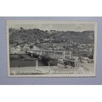 Cartão Postal Cachoeira - Ba - Ponte D. Pedro Ii - Dec. 40