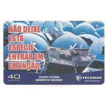 5918 Cartões Telefônicos 5 Tarjinhas Diferentes Ver Texto