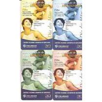 5901 Cartões Telefônicos Tarjinhas Diferentes + Série Ver...