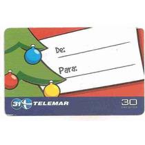 5894 Cartões Telefônicos 5 Tarjinhas Diferentes Ver Texto