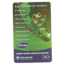 5954 Cartões Telefônicos 5 Tarjinhas Diferentes Ver Texto