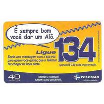 5904 Cartões Telefônicos 5 Tarjinhas Diferentes Ver Texto