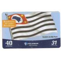 5831 Cartões Telefônicos 5 Tarjinhas Diferentes Ver Texto