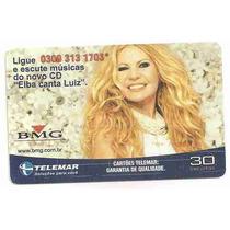 5896 Cartões Telefônicos 5 Tarjinhas Diferentes Ver Texto