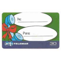 5893 Cartões Telefônicos 5 Tarjinhas Diferentes Ver Texto