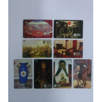 Cartão Telefônico Série Museu!!!