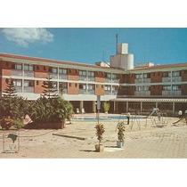 4933- Postal Caldas Novas, G O- Hotel Pousada Do Rio Quente