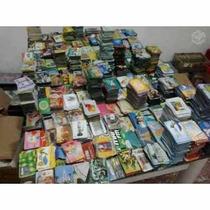Lote Com 1000 Cartões Variados Ideais Para Coleção
