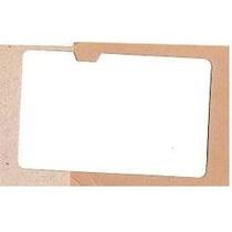 Taguácards -cartão Bardini - Branco, Para Teste -verso Cinza