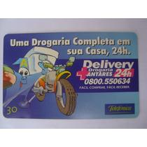 Sp152 - Drogaria Antares Delivery - Tir.: 25.000 - 12/1999