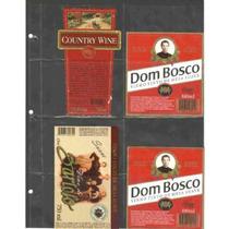 Rótulos Para Garrafas De Vinhos Diversas Marcas