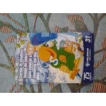 Cartão Raro Da Telemar Mg 04/05. Tir.24 Mil. Conversa Em Dia