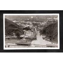 Ouropreto-mg- Vista Parciall -c.postal Fotografico