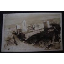Cartão Postal Antigo Belo Horizonte Av Afonso Pena