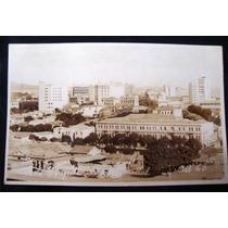 Cartão Postal Antigo Belo Horizonte Vista Parcial