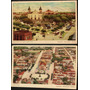 02 Cartão Postal Antigo Manaus Am Panoramas