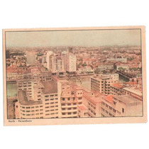 Antigo Cartão Postal De Recife Pernambuco