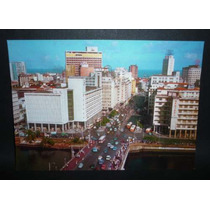 Cartão Postal Recife Vista Aérea .