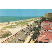 3867- Postal Recife, P E - Vista Panoramica Praia Boa Viagem