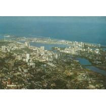 8179 - Postal Recife, P E - Vista Aérea
