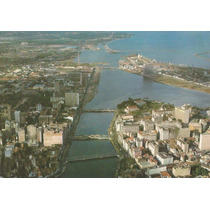 17902- Postal Recife, P E - Vista Aérea