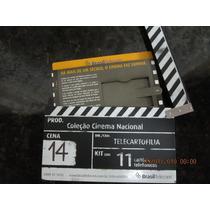Folder Raro Impecavel De Serie Cinema Nacional Bt