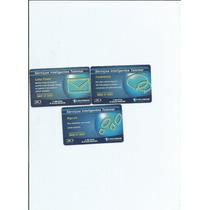 Cartões Telefonicos - Tarjinha Minas - (5 Cartões) - 8.00