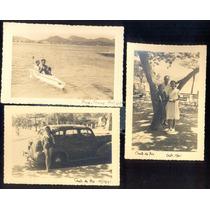 06 Foto Postal Niteroi Canto Do Rio,icarai,boa Viagem,flexas