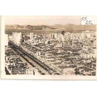 Ml-0945 Cartão Postal Antigo - Av. Pres. Vargas Rj - 1953