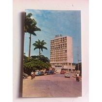 Cartao Postal De Blumenau Sc Centro 1966 Nunca Circulado