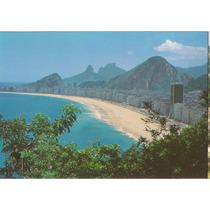 3655 - Postal Rio De Janeiro, R J - Panorama Copacabana
