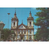 Api-17012- Postal Aparecida Do Norte, S P- Velha Basilica