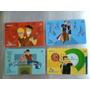 Loucura Série Dia Dos Namorados (4 Cartões) Brasil Telecom
