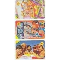 Loucura Série Dia Das Crianças (3 Cartões) Ctbc