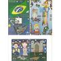Lote Mt1: 3 Séries Montagens(festa Junina, Bandeira E Crianç