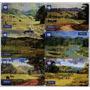Loucura Série Paisagens Rurais(6 Cartões)telefônica