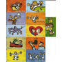 Série Supertições De Ano Novo (11 Cartões) Brasil Telecom
