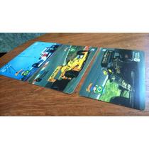 Cartão Telefônico Raro - Serie Airton Senna / F1
