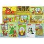 Série Fabrica Do Papai Noel (11 Cartões) Brasil Telecom