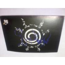 Lote 5 Cards Naruto Ss - Shino Jiraiya Temari Zabuza Asuma