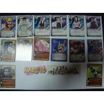 Lote 89 /=/ Cards Games Raridades Jogos 40 Cards Naruto