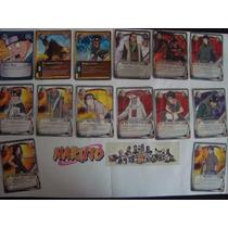 Lote 50 -// Cards Games Raridades Jogos 40 Cards Naruto