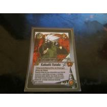 Card Do Naruto Classico: Kakashi Hatake
