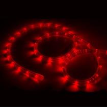 Mangueira Luminosa Led Alto Brilho 110v Vermelho