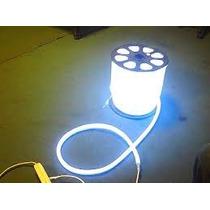 Mangueira Luminosa, Led Neon Flex Branco